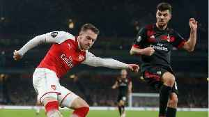 News video: Arsenal Goes Moscow Amid British Tensions