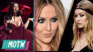 News video: Perrie Edwards RESPONDS To Gigi Zayn breakup, Cardi B's Baby Due Date! | MOTW