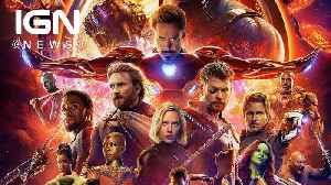 News video: Hawkeye, Ant-Man and Every Avengers: Infinity War Character NOT in the Trailer and Poster