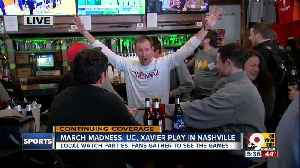 News video: March Madness: UC, Xavier play in Nashville