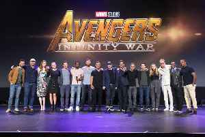 News video: 'Avengers: Infinity War' Already Broke a Pre-Sale Record