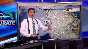 News video: Florida's Most Accurate Forecast with Denis Phillips on Friday, March 16, 2018