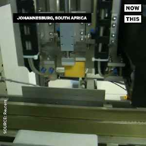 News video: This 'ATM Pharmacy' Will Help People With AIDS And HIV