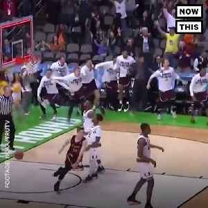 News video: Loyola-Chicago's 98-Year-Old Nun Just Became The Hero Of March Madness