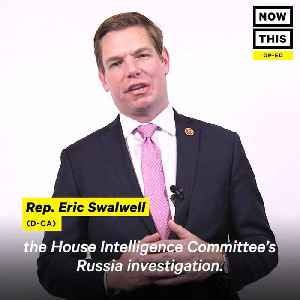 News video: Rep. Swalwell On GOP Shutdown Of House Russia Investigation