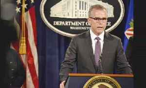 News video: FBI's McCabe fired two days before retirement