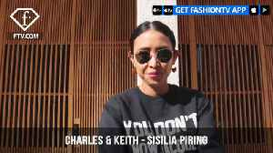 News video: Charles & Keith - Sisilia Piring | FashionTV | FTV