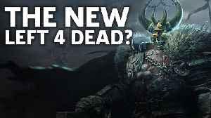 News video: Vermintide 2 Is Left 4 Dead 3 In The Warhammer Universe