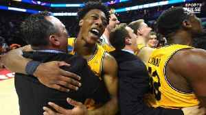 News video: A historic day in March Madness