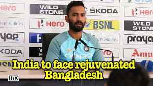 News video: India face rejuvenated Bangladesh in Nidahas Trophy final