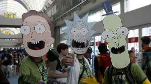 News video: 'Rick and Morty' Co-Creator Gives Update on Show's Status