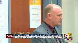 News video: Vegas firefighters share lessons from shooting