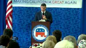 News video: Michael Flynn campaigns in California for GOP candidate