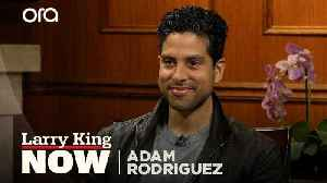 News video: Adam Rodriguez on Puerto Rico: There wasn't enough outrage