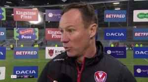 News video: Holbrook disappointed with performance