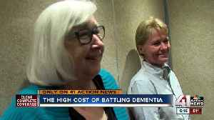 News video: The high cost of battling dementia