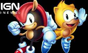 News video: Sonic Mania Plus for PS4, Xbox One, Switch Adds New Characters, Competitive Mode