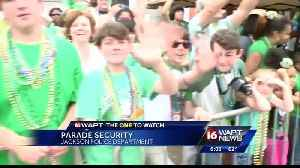 News video: Security plan in place for Hal's St. Paddy's Parade