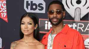 News video: Big Sean Pens Sweet Birthday Post to GF Jhene Aiko