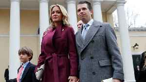 News video: Donald Trump Jr. And Vanessa Trump Are Separating