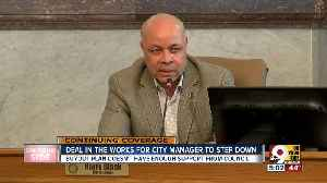 News video: Mayor, city manager relationship 'won't work'