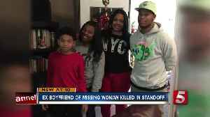News video: Case Of Missing Woman Leads To Fatal Officer-Involved Shooting