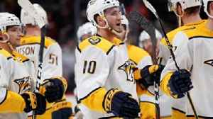 News video: Preds LIVE to Go: Nashville tops Avs 4-2, clinch playoff spot for fourth consecutive season