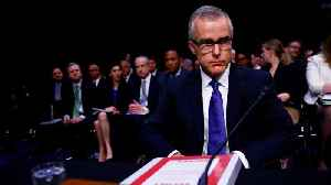 News video: Attorney General Sessions Fires Former FBI Deputy Director Andrew McCabe