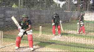 News video: Zimbabwe cricket team closing in on a world cup place