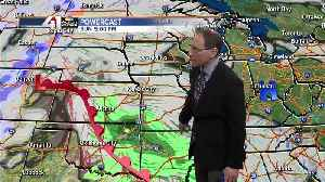 News video: Jeff Penner Saturday Morning Forecast Update 2 3 17 18