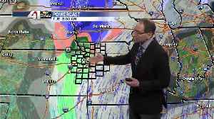News video: Jeff Penner Saturday Afternoon Forecast Update 3 17 18