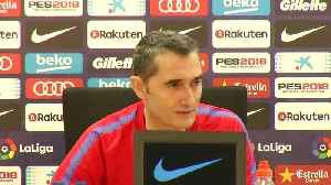 News video: Roma is a complicated rival - Valverde