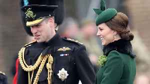 News video: Prince William and Kate Middleton Celebrate St. Patrick's Day