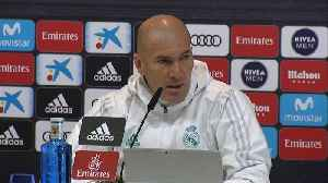 News video: Real Madrid have a 50-50 chance to beat Juventus in champions League - Zidane