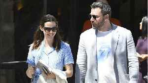 News video: Jennifer Garner & Ben Affleck Are Not Together