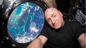 News video: NASA Astronaut Talks About Seeing Earth From Space