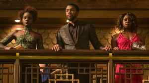 News video: 'Black Panther' No. 1 Movie for the Fifth Straight Weekend