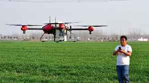 News video: Walmart Files Patent for Six Types of Farming Drones