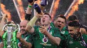 News video: Jubilations as Ireland win the Six Nations