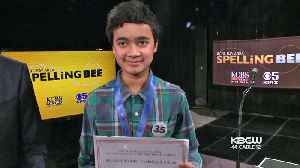 News video: Final Rounds: CBS Bay Area Spelling Bee
