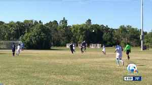 News video: 6th annual community soccer tournament held in Jupiter