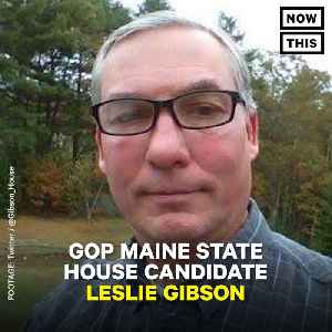 News video: Eryn Gilchrist Challenges Republican Leslie Gibson In Maine