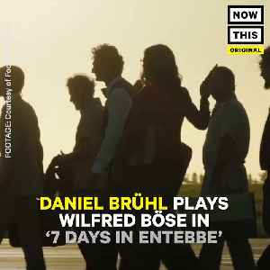 News video: Daniel Brühl On History And Making '7 Days In Entebbe'