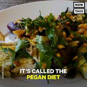 News video: This Diet Is A Paleo And Vegan Hybrid