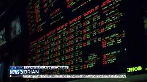 News video: NCAA betting can be trigger for those addicted to gambling