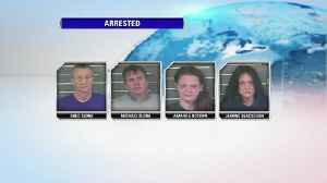 News video: Four more arrests in Pikeville Police Officer's murder