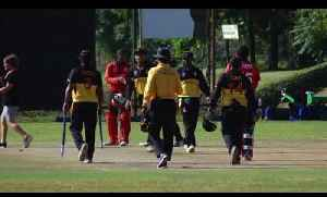 News video: WATCH: Highlights PNG v Hong Kong  - ICCWCQ 2018 - Cricket World TV
