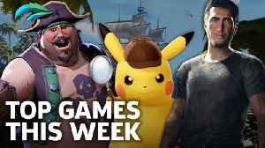 News video: New Releases - Top Games Out This Week -- March 18-24