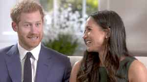 News video: Prince Harry won't ask Meghan Markle for pre-nup