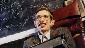 News video: Stephen Hawking Finalized Paper Two Weeks Before Passing
